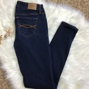 Abercrombie & Fitch NY Skinny Jeans